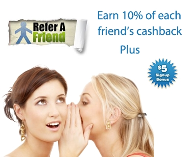 We have the best cashback rates in the industry
