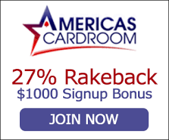 Americas CardRoom coupons and Americas CardRoom promo codes are at RebateCodes