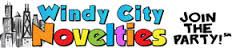 Windy City Novelties  coupons and Windy City Novelties promo codes are at RebateCodes